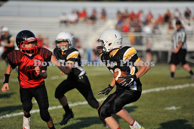 SMS Football 7th and 8th vs Btown