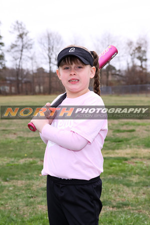 K-2 Pinkies 124 (Softball)