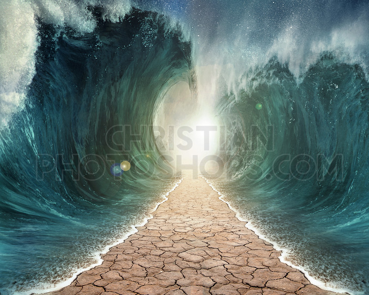 Parted Seas
