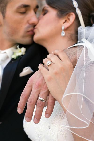 Tony & Danielle Married