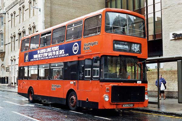 15th May 1993: Glasgow