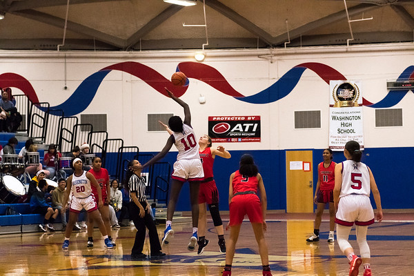 Lady Patriots vs Lady Cardinals 12-17-2019.....by Barney