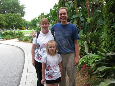 Disney World - June 2010 - Day 1