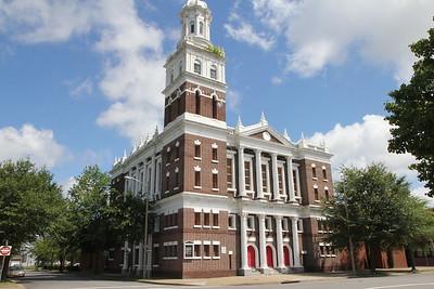First Calvary Baptist Church Norfolk, Va.