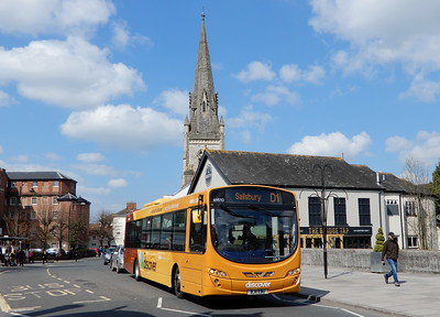 Volvo B7RLE / Wright Eclipse Urban Mk2