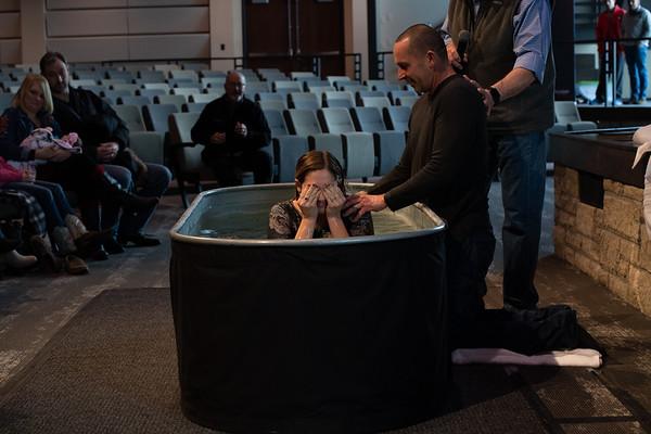 2019 February Urish Baptisms
