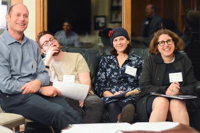 Community Learning Fellows 2015