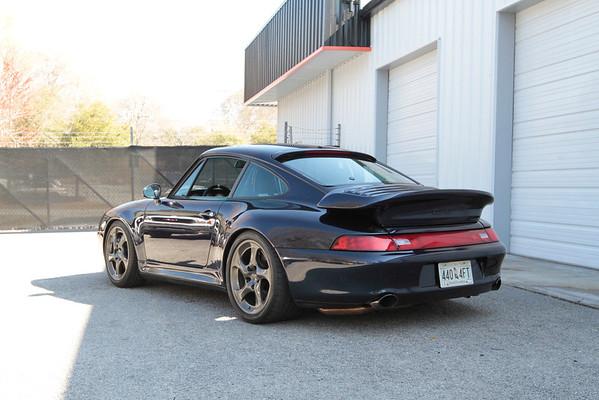 SOLD: 1996 Porsche 993 Turbo