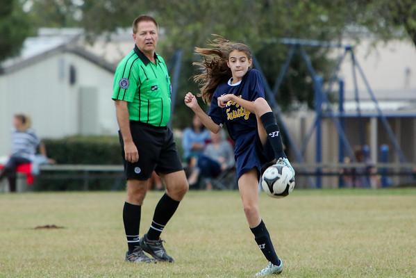 Nov 10 - Soccer Gold vs St Andrew Blue