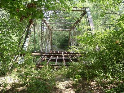 008.Thompson's Corner Bridge - Antrim