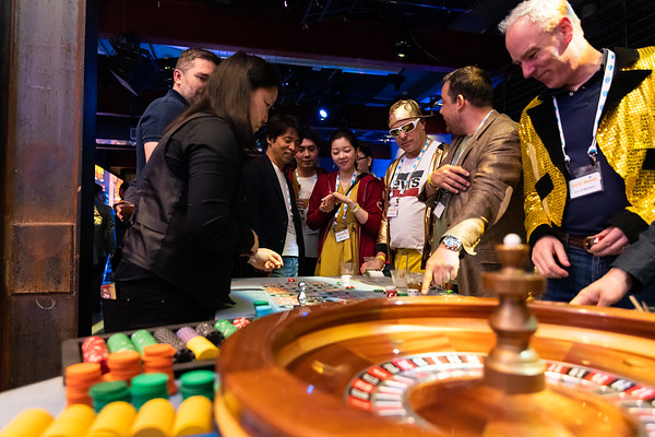 Casino Night April 2019