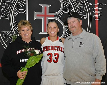 02/23/2012 ~ Senior Night