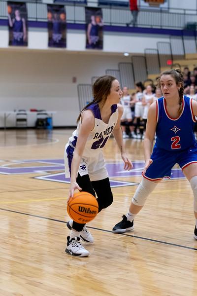 North Forsyth GV BV Basketball