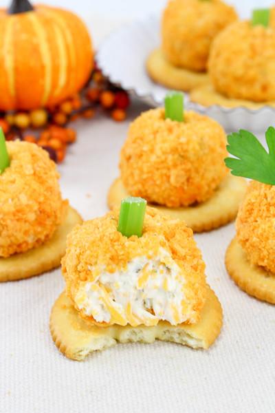 Cheese Ball Recipe Mini Pumpkin Bites 9.jpg