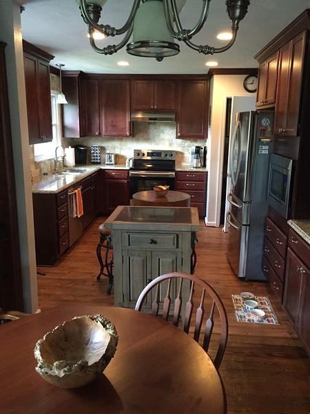 Kitchen Renovation Photos