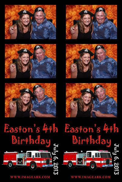 Easton's 4th Birthday Party