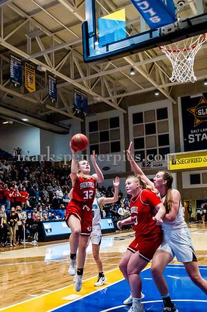 Basketball GSHS vs Farmington 3-6-2021
