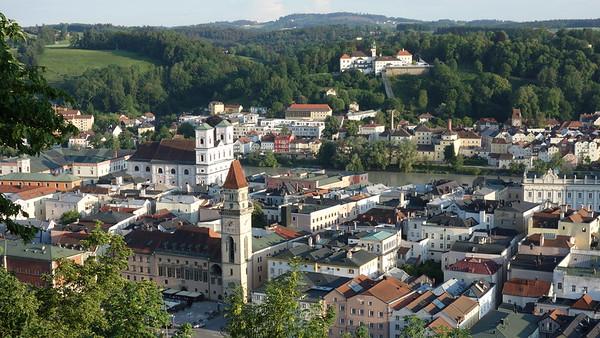 2 Deggendorf to Passau