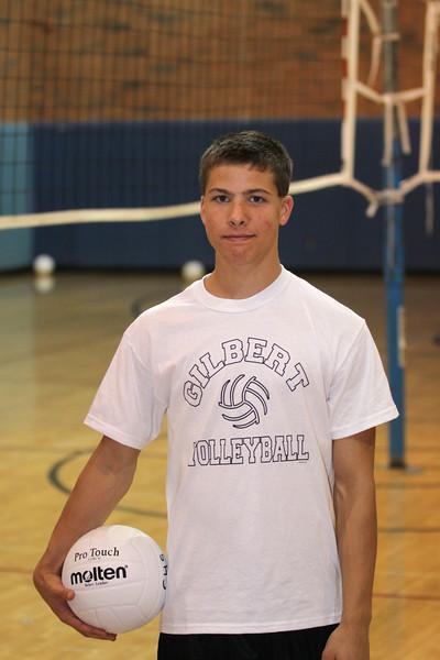 Jordon Cox, Gilbert High School Training Team Boys Volleyball 2010