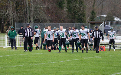 Quilcene HS vs. Mary M Knight HS, district, November 5, 2016