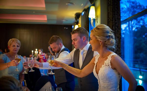 Wedding, Niamh and Conor