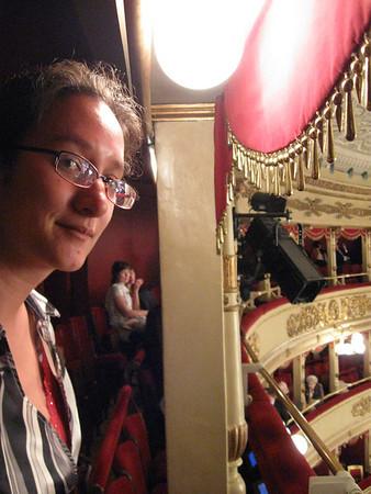 Opera at La Scala