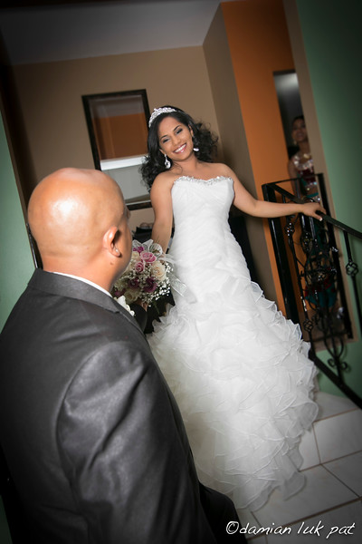 Vesha & Darren Wedding 2014