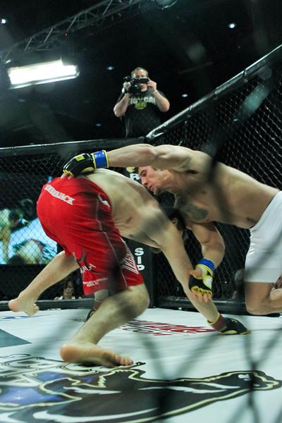 Nate Mortson vs. Marc Hummel