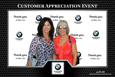 BMW Naples Customer Appreciation 2019