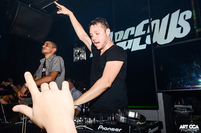 2014.3.14 - Borgeous at Hyve