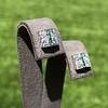 Art Deco Diamond and Emerald Disc Earrings 7