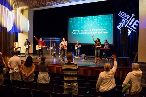 Worship team Sunday 11-22-2015