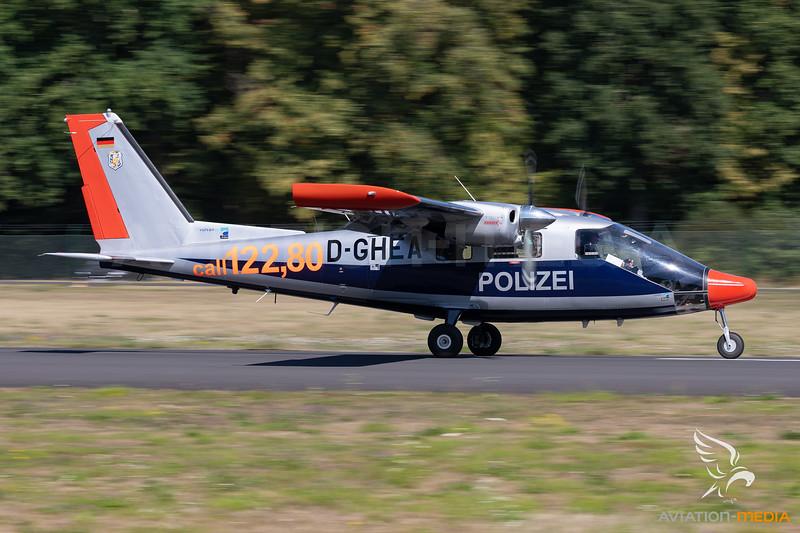 Polizei Hessen | Vulcanair P-68 Observer 2 | D-GHEA