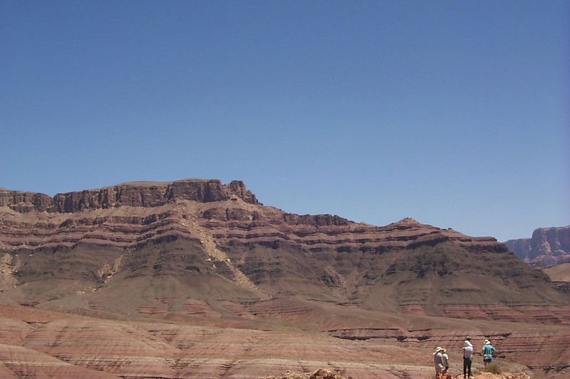 Great Unconformity Part 4   (May 31, 1999, 12:12pm)