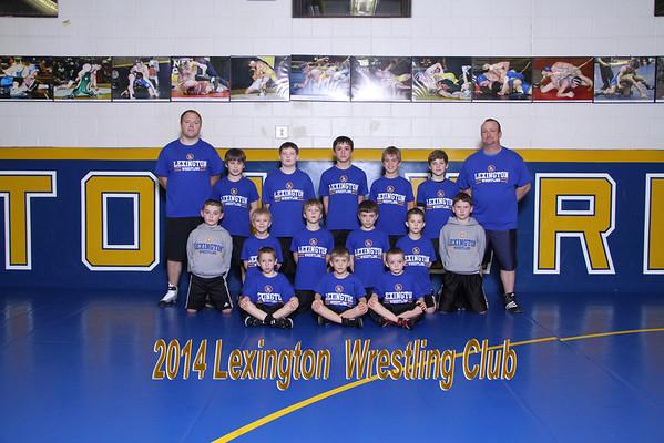 Lexington Club Wrestling