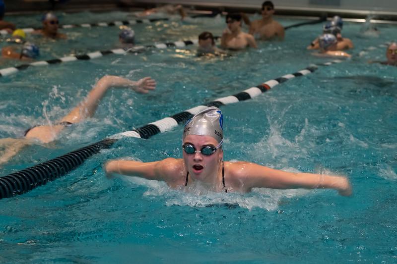 GVHS Swim vs Rustin 2020