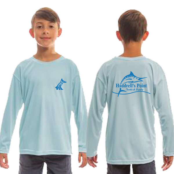 Haddrells Point Tackle VAPOR Youth Artic Blue Bright Blue Ink.jpg