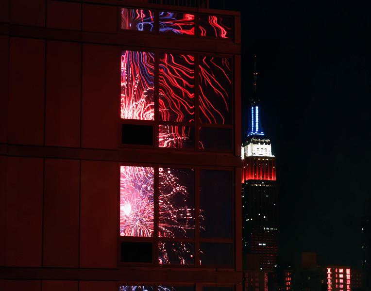 Fireworks, 2010