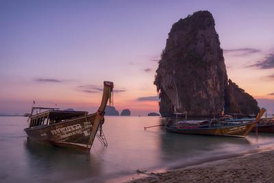 Thailand to Cambodia to Vietnam