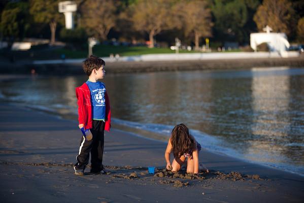 TMMS-Alcatraz swim