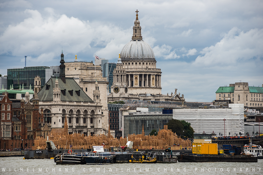 到英國攝影 倫敦大火350週年紀念活動 350-year Anniversary of Great Fire of London by Wilhelm Chang Photography