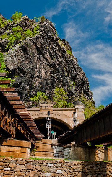 Railroad Tunnel, Harpers Ferry, West Virginia