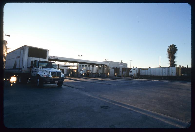 Commerce Truck Stop, Commerce, 2005