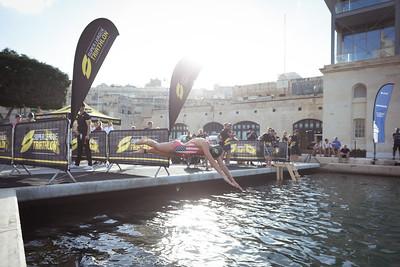 Women's Swim Time Trial