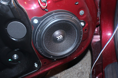 2011 Nissan Altima Front Door Speaker Installation - USA