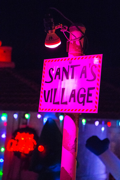 Candy Cane Lane - Cathedral City