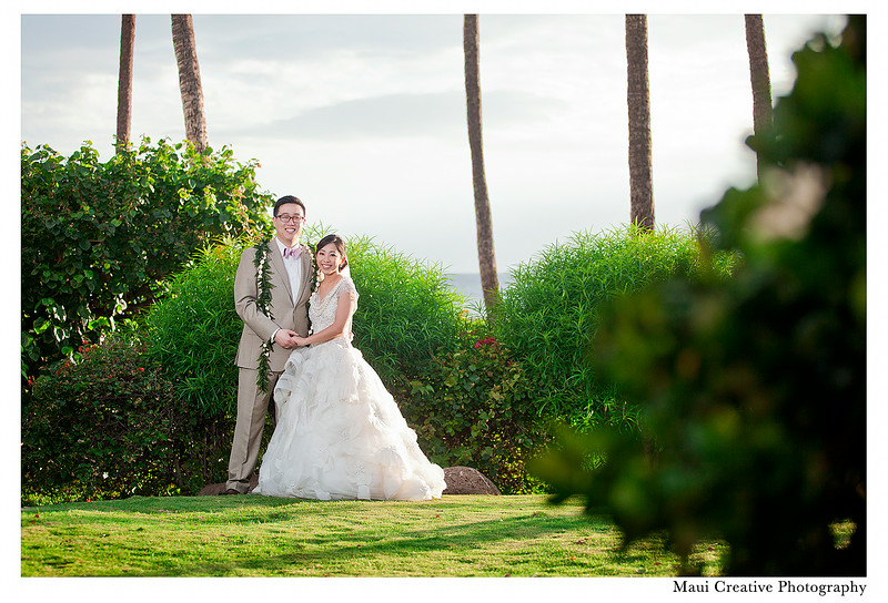 Hyatt Regency Maui Resort Wedding