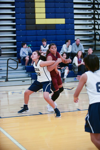 St. Serra Basketball