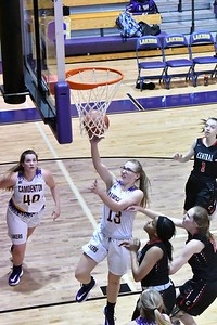 Lady Laker Basketball vs Central