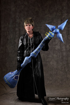 Demyx (Yami/Kaiba) from Kingdom Hearts 2